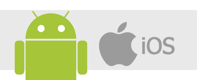 logo android i iOS