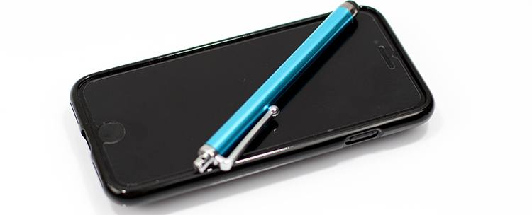 rysik długopis do telefonu