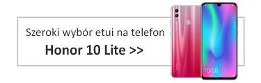 Etui na telefon Honor 10 Lite