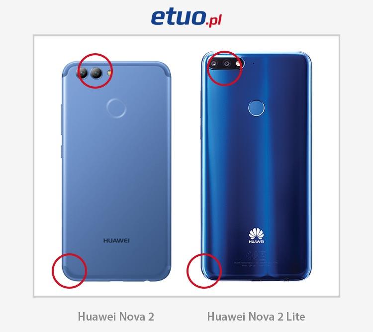 Huawei Nova 2 i Huawei Nova 2 Lite - różnice