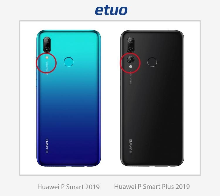 Huawei P Smart 2019 i Huawei P Smart Plus 2019 - różnice