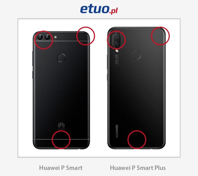 Huawei P Smart i Huawei P Smart Plus - porównanie