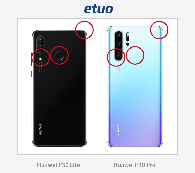 Huawei P30 Lite i Huawei P30 Pro - różnice