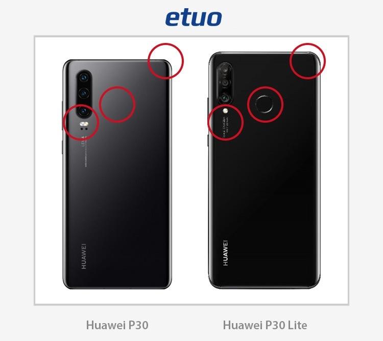 Huawei P30 i Huawei P30 Lite