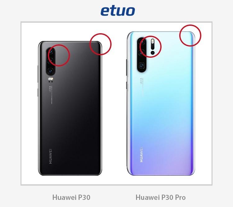 Huawei P30 i Huawei P30 Pro - różnice
