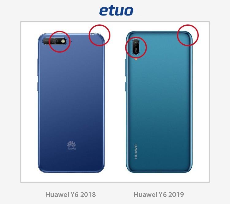 Huawei Y6 2018 i Huawei Y6 2019 - różnice