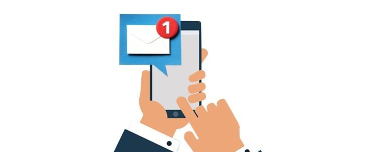wiadomość email