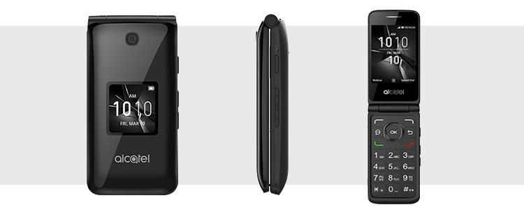 smartfon z klapką Alcatel GO Flip