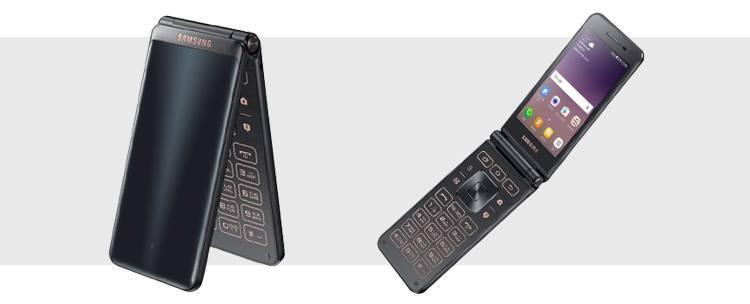 smartfon z klapką Samsung Galaxy Folder 2