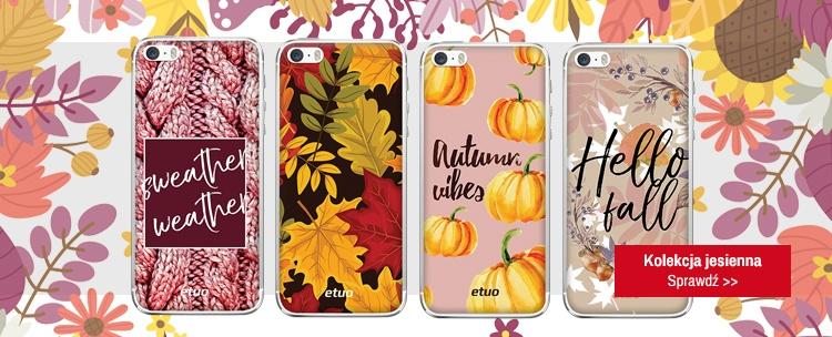 etui na telefon kolekcja jesienna