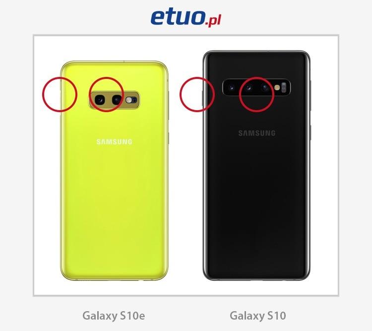 Samsung Galaxy S10 i Samsung Galaxy S10e - różnice