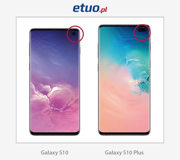 Samsung Galaxy S10 i Samsung Galaxy S10 Plus - różnice