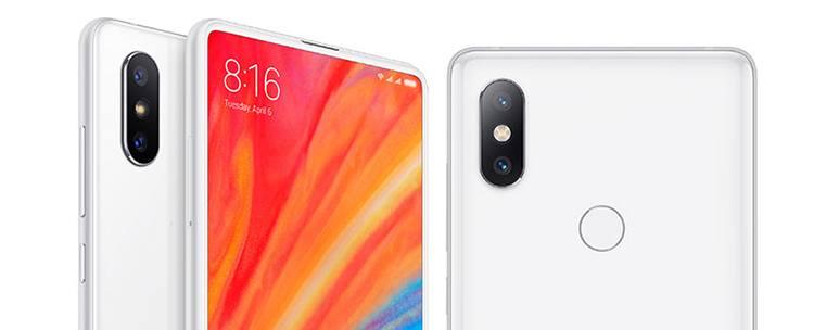 Xiaomi Mi Mix 2S - telefon z dobrym aparatem