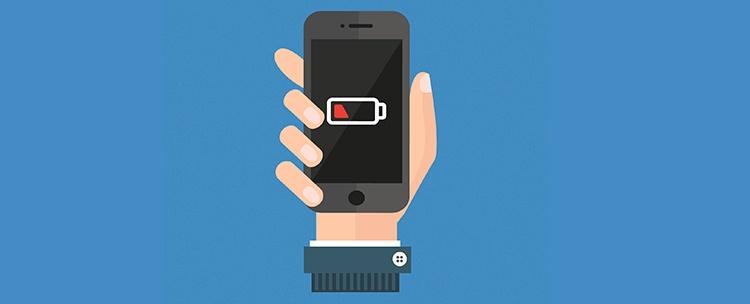 niska bateria w telefonie Dual SIM