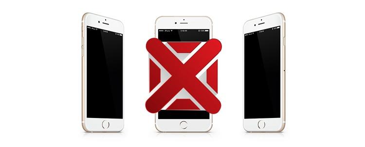 wady używanego iPhone'a