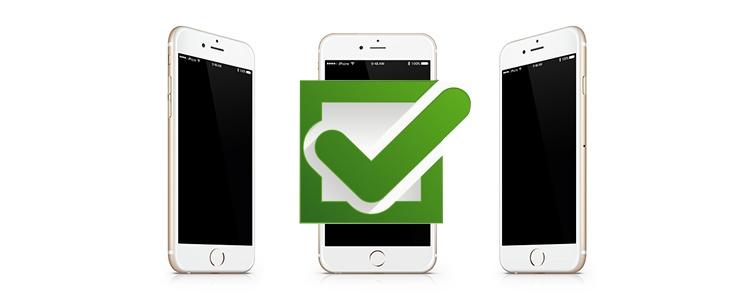 zalety używanego iPhone'a