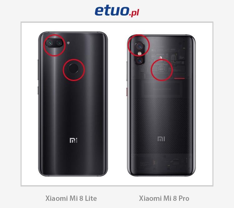 Xiaomi Mi 8 Lite i Xiaomi Mi 8 Pro - różnice