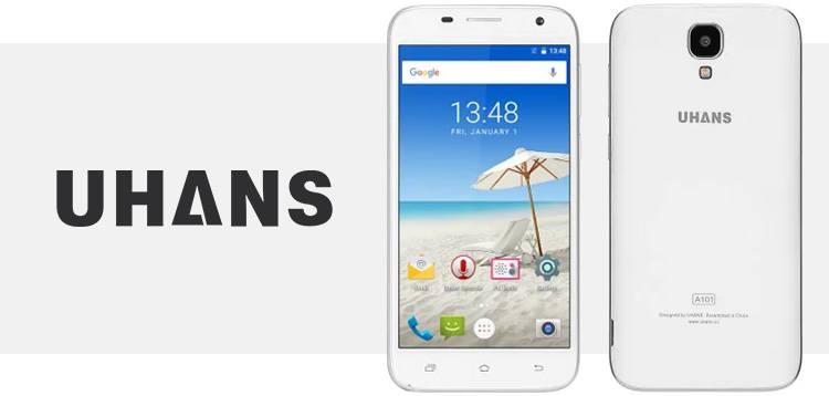 Uhans A101 4G