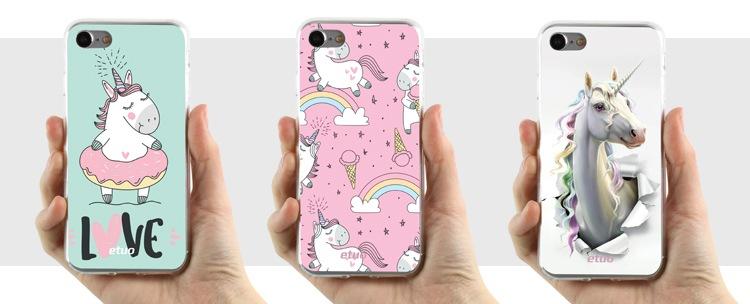 etui na telefon unicorn