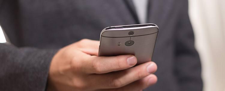 smartfon HTC z systemem Android