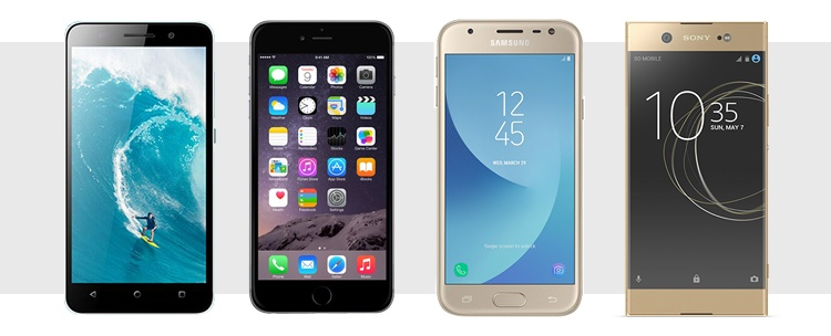 telefony z systemem android