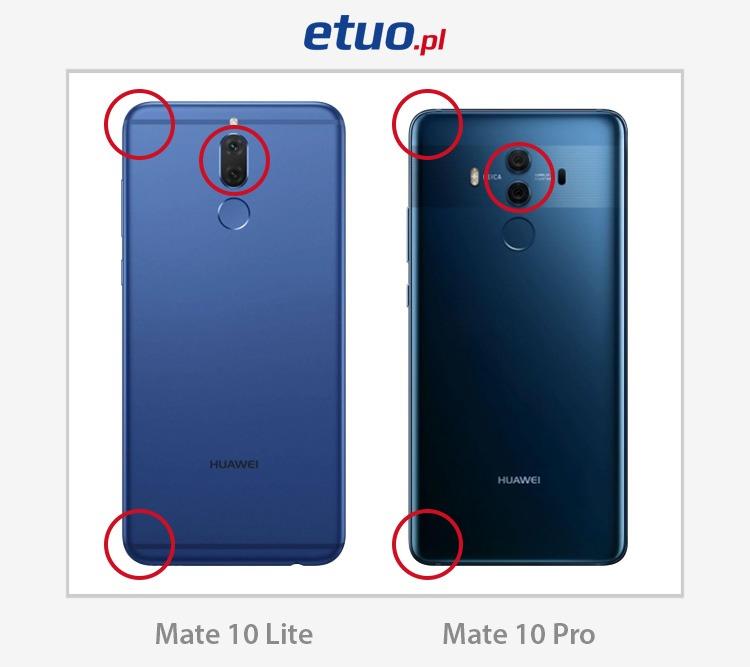 Huawei Mate 10 Lite, Huawei Mate 10 Pro - porównanie