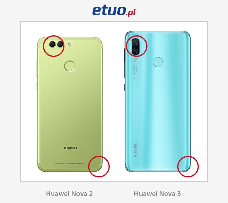 huawei nova 2 i huawei nova 3 - różnice