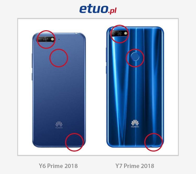 Różnice pomiędzy Huawei Y6 Prime 2018 i Huawei Y7 Prime 2018