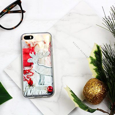 Zobacz etui z kolekcji bożonarodzeniowej