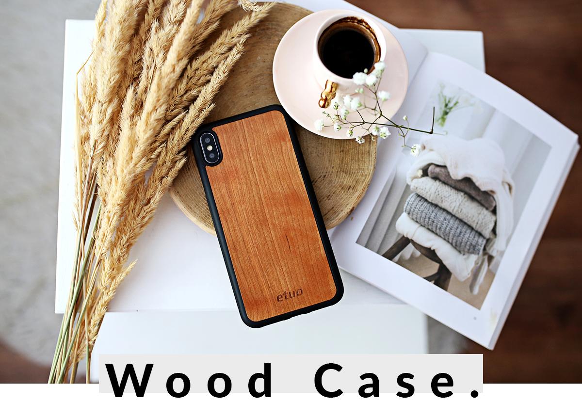 Seria Wood Case Case